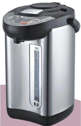 Pro Heis PH650S 6.5 Qt. Pump Pot - Stainless - Auto Dispense