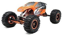 1/8 Th Mad Torque Rock Crawler Ready To Run (Orange)