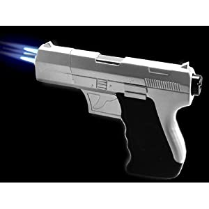 Desert Eagle Gun Triple Jet Torch Light