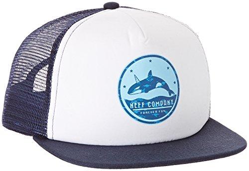 Free Ride Neff-Cappellino, colore: blu