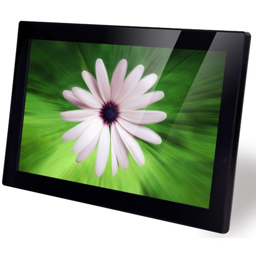 41y1U384x3L Coby DP843 8 Inch Digital Picture Frame (Black)