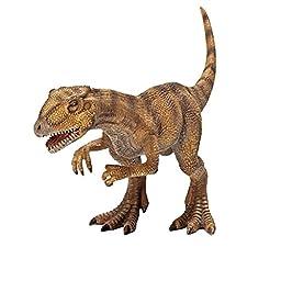 Happy Cherry 3D Emulated Model Set Allosaurus Toy Figure
