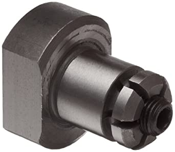 "Jergens Stainless Steel 4140 Sine Fixture Key, 5/8"" Diameter, 1-1/8"" Length"