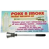 Poke N Smoke Instant Waterpipe Kit