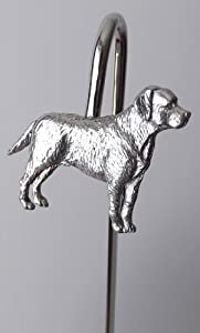 Handcrafted English Pewter Labrador Lab Gun Dog Bookmark - Ideal Gift for any Vet / Labrador Lover / Dog Lover / Book Reader / Animal Lover / Country gent - SUPPLIED IN A PRESENTATION GIFT BOX