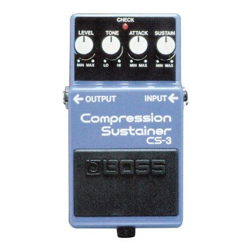 Boss Cs-3 Compressor/Sustainer Pedal