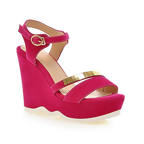 adee-girls-rain-comfort-rosered-frosted-sandals-5-uk