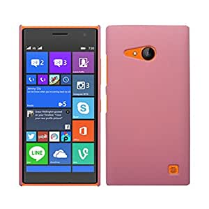 TrilMil Matte Rubberized Finish Hard Case for Nokia Lumia 730