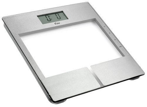 Weight Watchers 8958U Ultra Slim Glass Body Analyser Scale