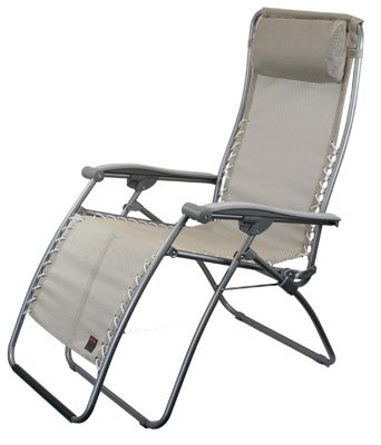 Lafuma RSXA Recliner Chair - Seigle