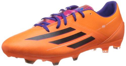 adidas, F10 TRX FG, Scarpe sportive, Uomo, Multicolore (Solar Zest / Black 1 / Blast Purple F13), 42 2/3