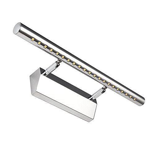 Dailyart-5w-Winkel-einstellbar-Edelstahl-5050SMD-LED-Wandleuchte-Spiegellicht-Badlampe-Badleuchten-405105CM-Warmwei