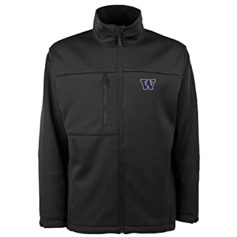 NCAA Washington Huskies Traverse Jacket Mens by Antigua