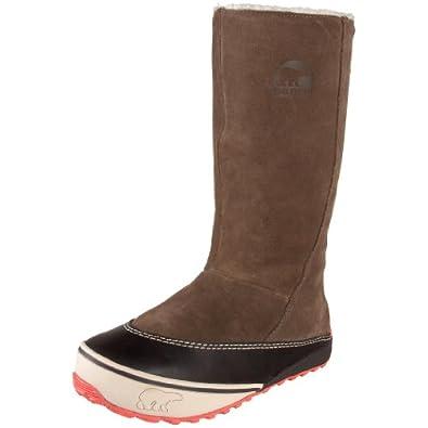 Sorel Women's Mackenzie Slip Tall Boot