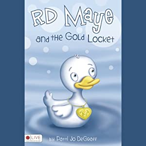 RD Maye and the Gold Locket | [Patti Jo DeGraff]