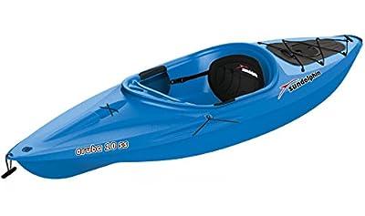 Sun Dolphin Aruba SS Kayak, 10'