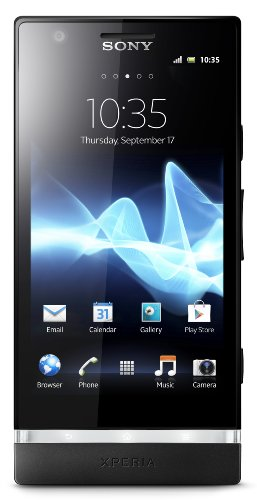 Link to Sony Xperia P LT22i-BK Unlocked Phone with 8 MP Camera, Android 2.3 OS, Dual-Core Processor, and 4-Inch Touchscreen–U.S.Warranty (Black) Promo Offer