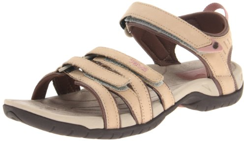 Teva Womens Tirra Leather W'S Athletic & Outdoor Sandals