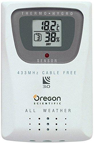 Oregon Scientific, Igrotermometro