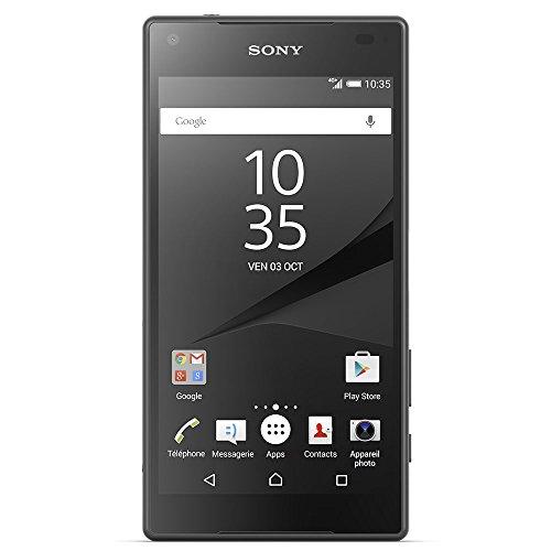 Sony Xperia Z5 Compact - Smartphone (SIM única, Android, NanoSIM, EDGE, GSM, GPRS, HSDPA, HSUPA, LTE)