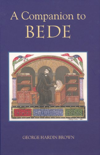 A Companion to Bede (Anglo-Saxon Studies)