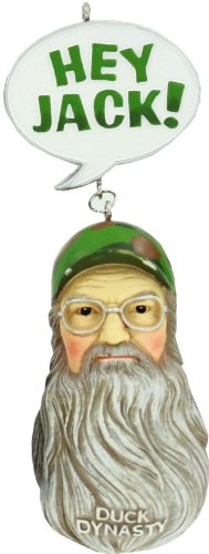 Duck Dynasty Christmas Ornaments
