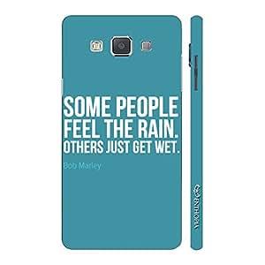Enthopia Designer Hardshell Case Feel The Rain Back Cover for Samsung Galaxy E7