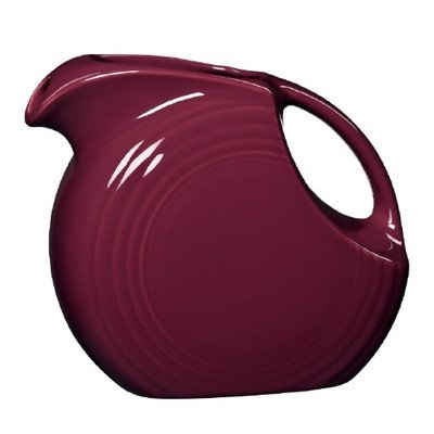 67.25 Oz. Large Disc Pitcher Color: Claret (Fiesta Beverage Dispenser compare prices)