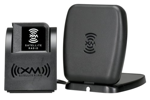 Audiovox CNP2000H XM Radio Mini Tuner Home Dock with Antenna