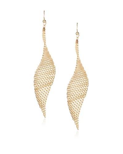 Jules Smith Mesh Wave Earrings