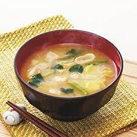 アマノフーズ 化学調味料無添加 業務用 野菜味噌汁 (4.5g×30食)X10個セット (1cs) (アマノフーズのフリーズドライみそ汁)