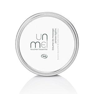 unmei - baume de massage jambes légères bio - 150 gr - les bienfaits du beurre de karité et des huiles essentielles