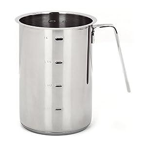 Demeyere Specialties High Sauce Pot, 1.2 Quart