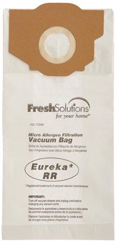 Fresh Solutions 70348 Eureka Rr, Micro Filtration Vacuum Bags, Qty 3
