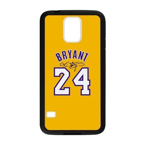 Customize Samsung Galaxy S5 Case Kobe Bryant 24 & Signature Custom Case for Samsung Galaxy S5 on TOOT0 Case