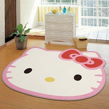 Hello Kitty Area Rug front-69967