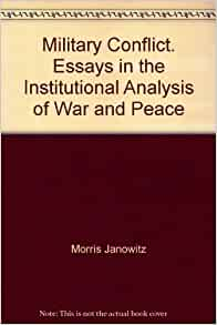 War and peace essays