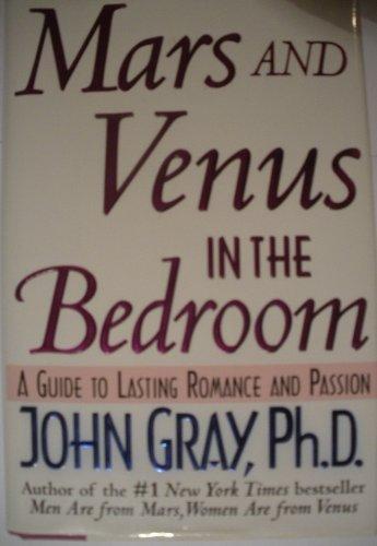 Libro Mars And Venus In The Bedroom Gebundene Ausgabe By John Gray Di