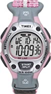 Timex Womens T5H471 Ironman Traditional 30-Lap Pink Fast