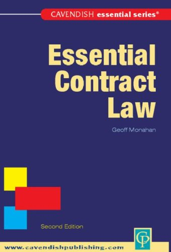 Contract Law (Essential)