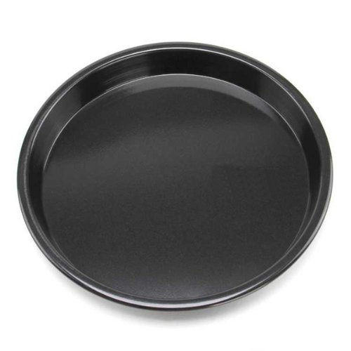 Black Aluminum Alloy Non-stick Pizza Plate. (Breville Oven Parts compare prices)
