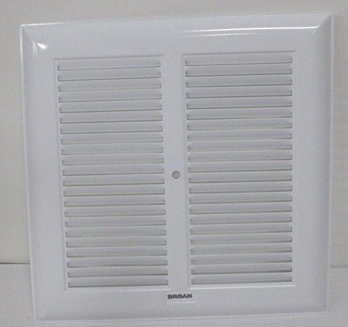 Bathroom Vent Grill: Broan Bathroom Vent Grille 97011324 Hardware Hardware