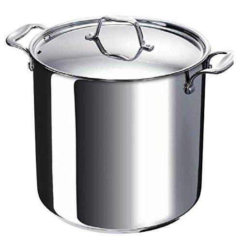 8d7c2e35 Best Deal Beka stockpot and lid 24 cm / 10 litre chef - Best Saucepans