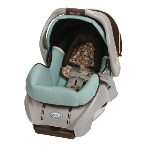 Graco SnugRide Classic Connect Infant Car Seat, Little Hoot
