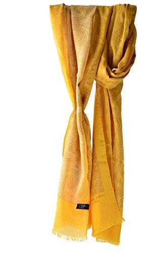 cesare-attolini-scarf-yellow-cashmere-silk-174-cm-x-67-cm