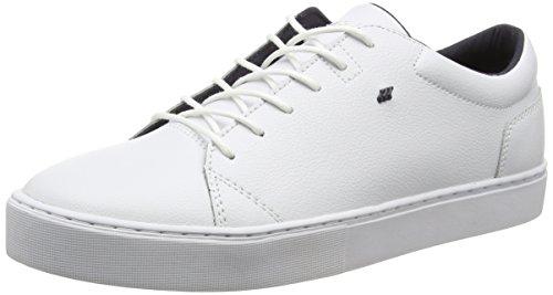 Boxfresh Herren Snkr Sneakers, Weiß, 42 EU (8 UK)