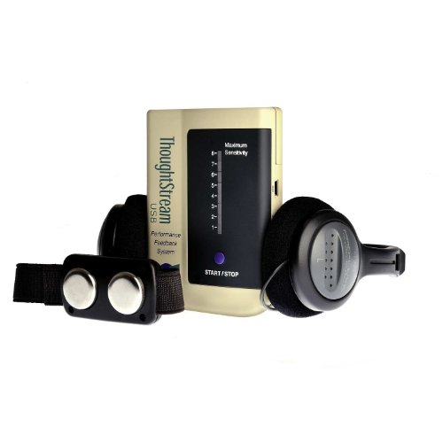 Mindplace Thoughtstream USB Personal Biofeedback (Neurofeedback Machine compare prices)
