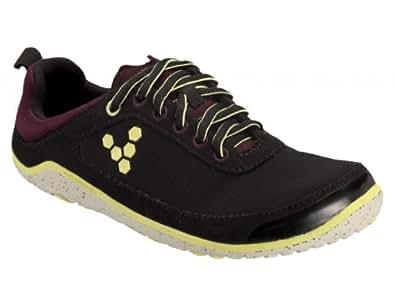 VIVOBAREFOOT Neo Running Shoe - Women's Black/Purple, 37.0