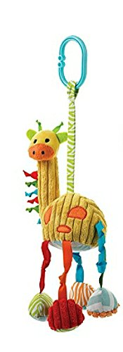 Mud Pie Safari Stroller Buddy - Giraffe