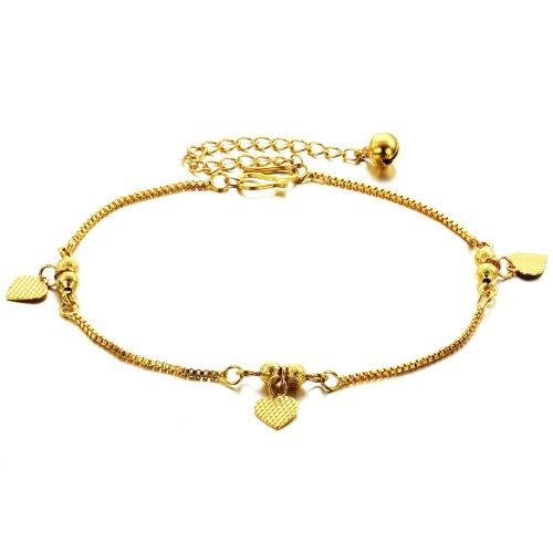 Opk Jewellery Adjustable Women's Anklet Bracelet